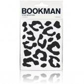 Naklejki odblaskowe - Bookman Leopard