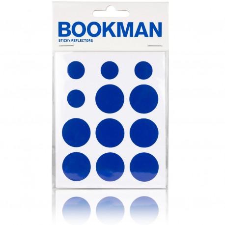 Naklejki odblaskowe Bookman