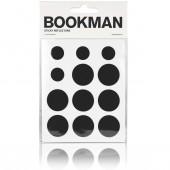 Naklejki odblaskowe - Bookman