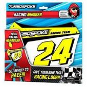 Turbospoke numer rajdowy