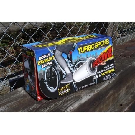 Wydech do roweru Turbospoke