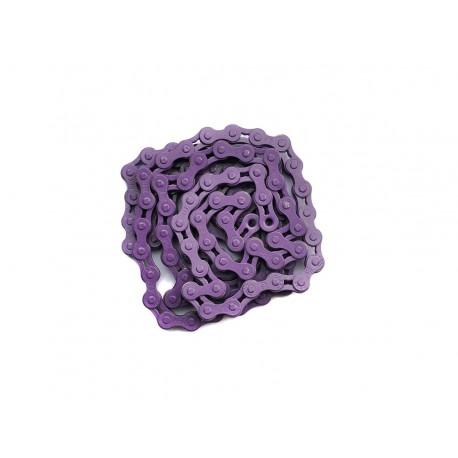 Łańcuch rowerowy - fioletowy